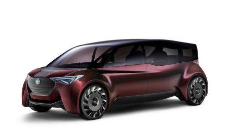 Toyota запатентовала педальный автономный электромобиль