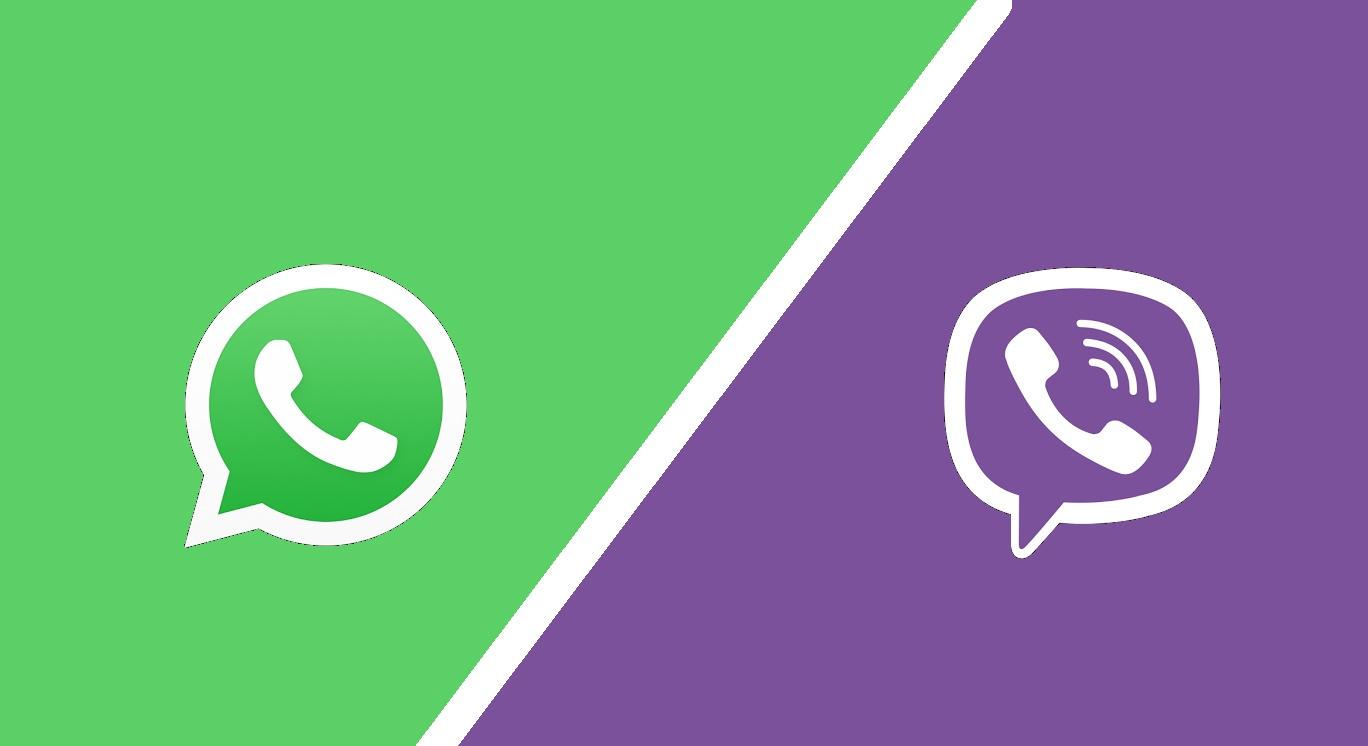 Текстовые сообщения в Viber и WhatsApp теперь бесплатны в роуминге для абонентов Киевстар