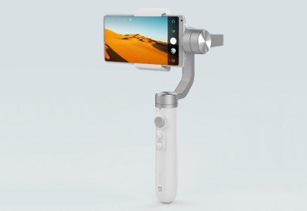 Xiaomi под брендом Mijia выпустила ручной стабилизатор для смартфонов стоимостью $93