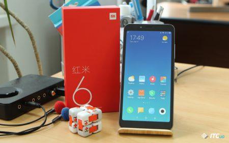 Обзор Xiaomi Redmi 6: еще проще