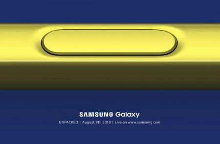 Обновленный стилус S Pen смартфона Samsung Galaxy Note9 можно будет использовать в управлении камерой, музыкой и даже в играх