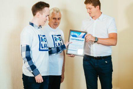 Украинский студент получил 500 тыс. грн на развитие проекта инверторного стабилизатора напряжения от стипендиальной программы CIG R&D LAB
