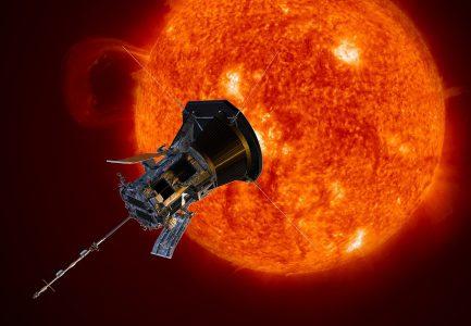 Тепловой щит зонда NASA Parker Solar Probe позволит ему приблизиться к Солнцу на минимальное расстояние