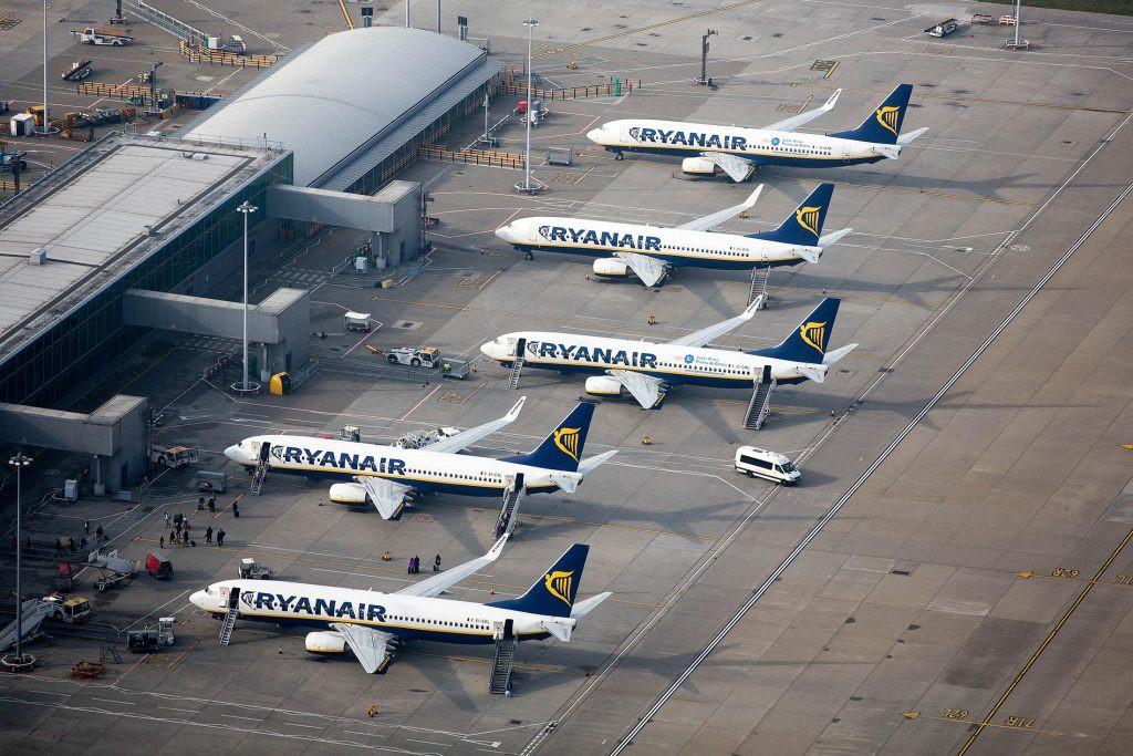 Аэропорт Борисполь иRyanair договорились орасписании всех рейсов