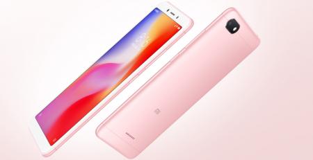 Новая версия бюджетного смартфона Xiaomi Redmi 6A предлагает вдвое больше памяти, но стоит ощутимо дороже базовой