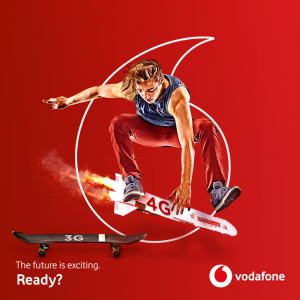 Vodafone запустил 4G в диапазоне 1800 ћ√ц в »вано-'ранковске и Ѕуковеле