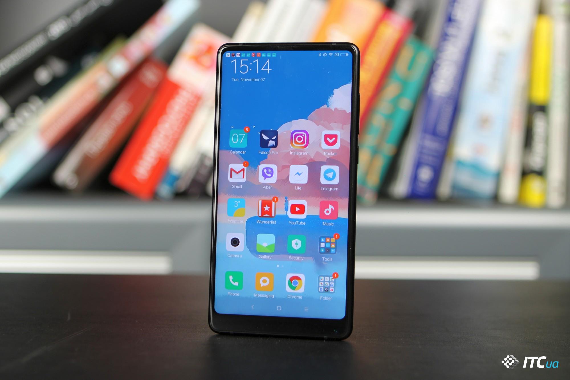 Изображения безрамочного смартфона Xiaomi Mi Mix 3 указывают на наличие у него выдвижной фронтальной камеры как у Vivo NEX