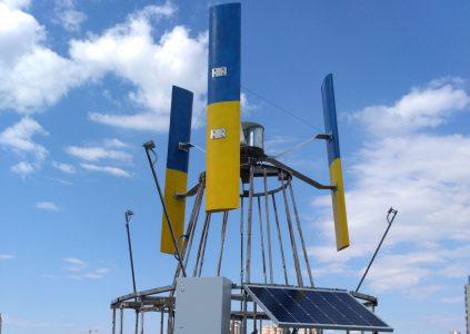 В НАУ разработали и запустили гибридную энергетическую установку