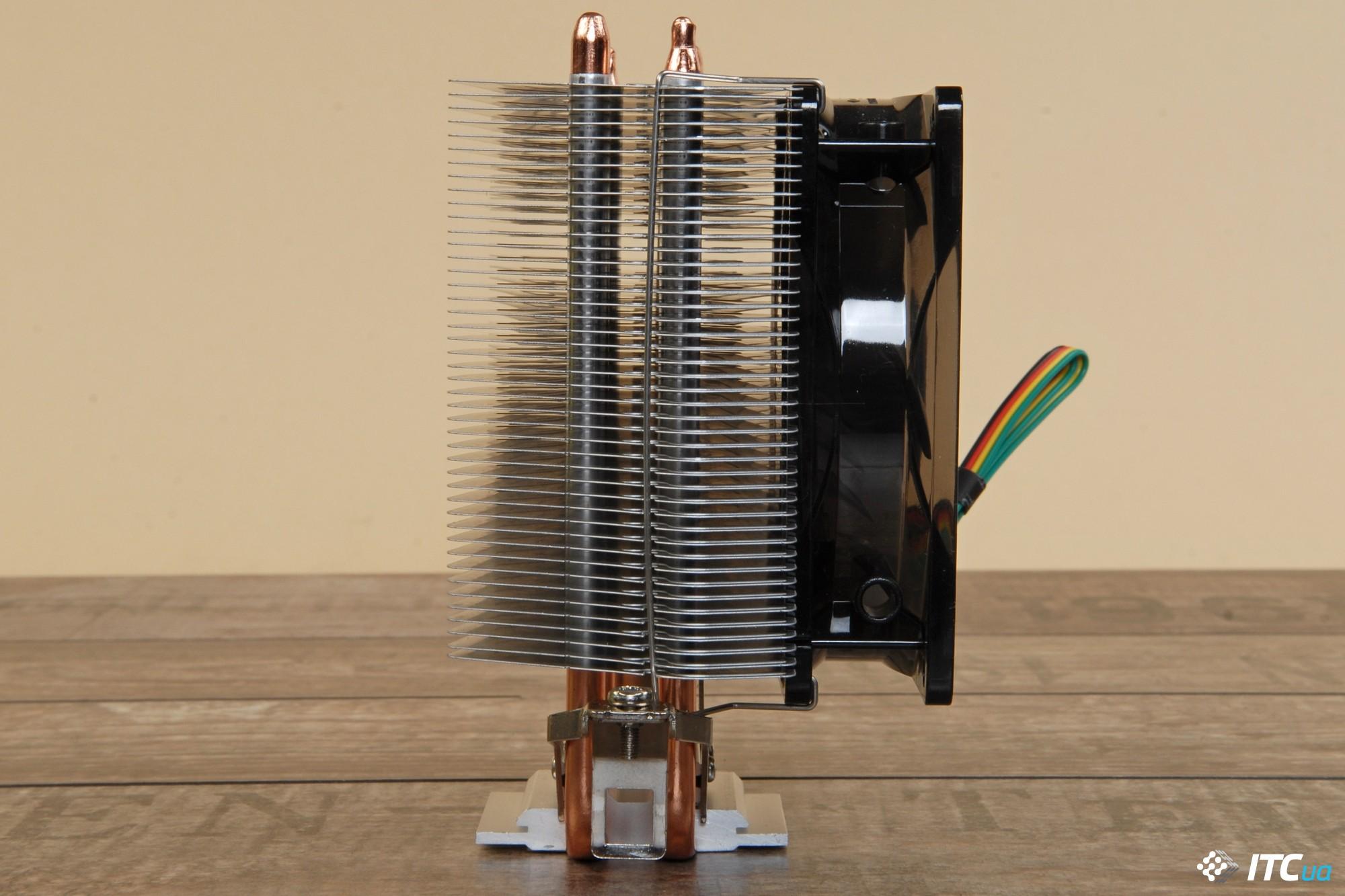 Обзор процессорных кулеров Aardwolf Performa 3X и Performa 5X - ITC.ua