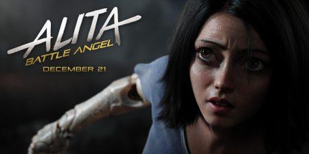 Вышел новый трейлер фантастического боевика Alita: Battle Angel / «Алита: Боевой ангел» от Роберта Родригеса и Джеймса Кэмерона