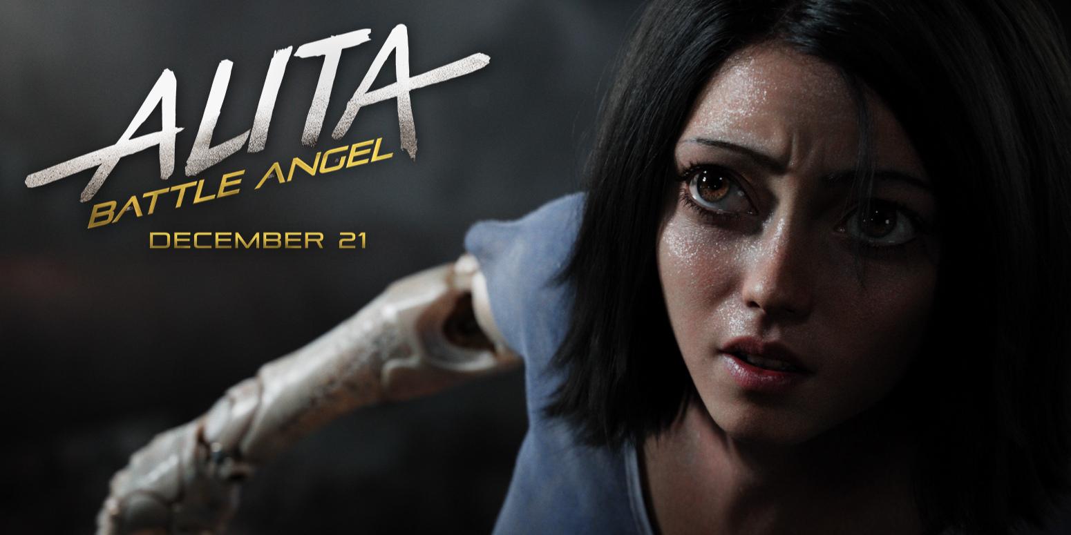 Размещен трейлер захватывающей экшн-истории «Алита: Боевой ангел»