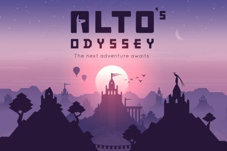 Android-версия платформера Alto's Odyssey доступна для загрузки бесплатно, но за отключение рекламы придется заплатить 55 грн