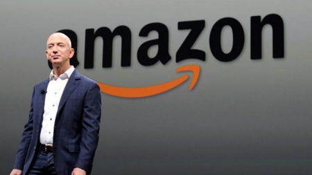 Квартальная чистая прибыль Amazon выросла в 12 раз и поставила новый рекорд, гигант онлайновой торговли стал еще ближе к рубежу в $1 трлн рыночной капитализации