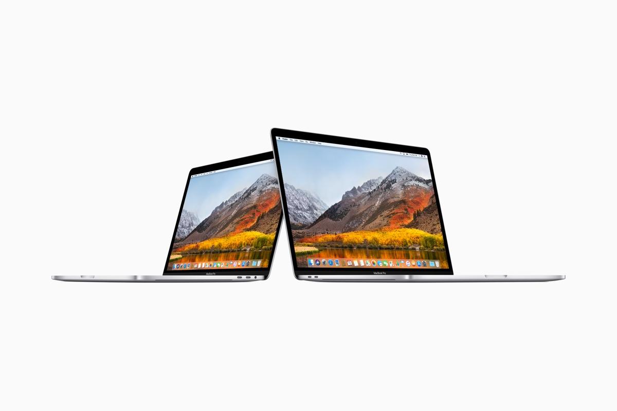 Apple обновила ноутбуки MacBook Pro с Touch Bar новыми процессорами In