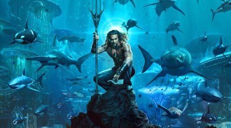 Самые интересные трейлеры Comic-Con 2018: Aquaman, Glass, Godzilla: King of the Monsters, SHAZAM!, Fantastic Beasts 2 и россыпь сериалов