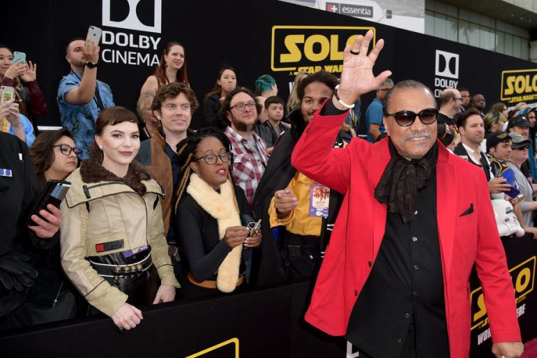 В Star Wars: Episode IX появится Лэндо Калриссиан, которого сыграет исполнитель оригинальной роли Билли Ди Уильямс