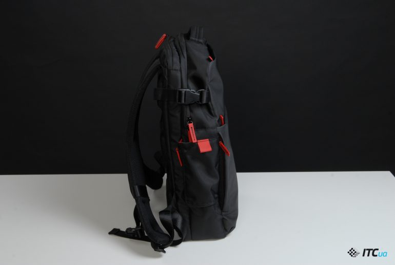 Обзор рюкзака HP OMEN Gaming Backpack 17.3 (K5Q03AA) - ITC.ua