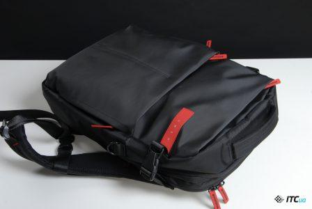 Обзор рюкзака HP OMEN Gaming Backpack 17.3 (K5Q03AA)