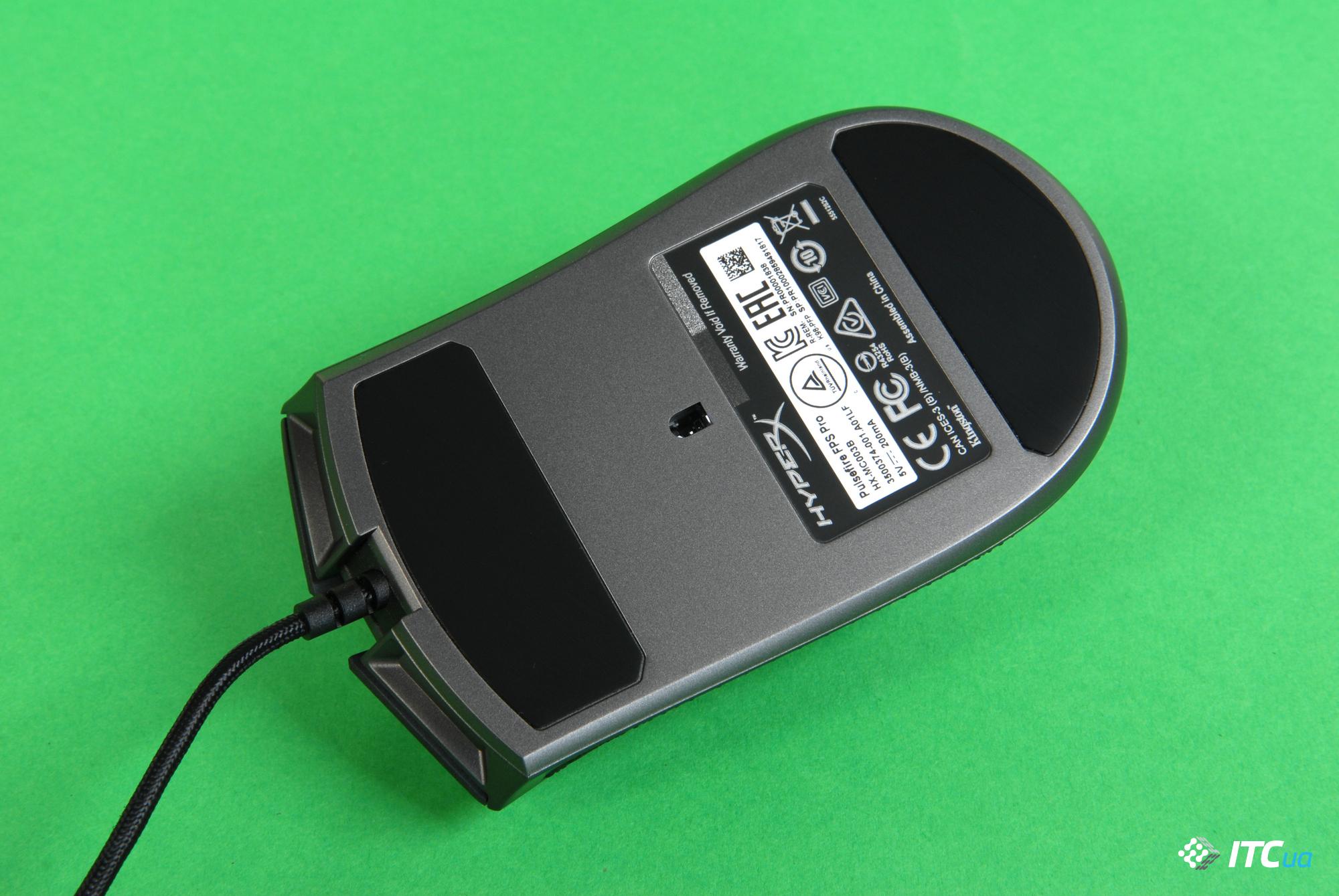 HyperX Pulsefire FPS Pro сенсор