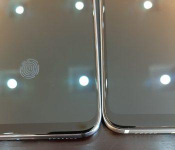 Живое фото Meizu 16 подтверждает наличие в смартфоне подэкранного сканера отпечатков пальцев