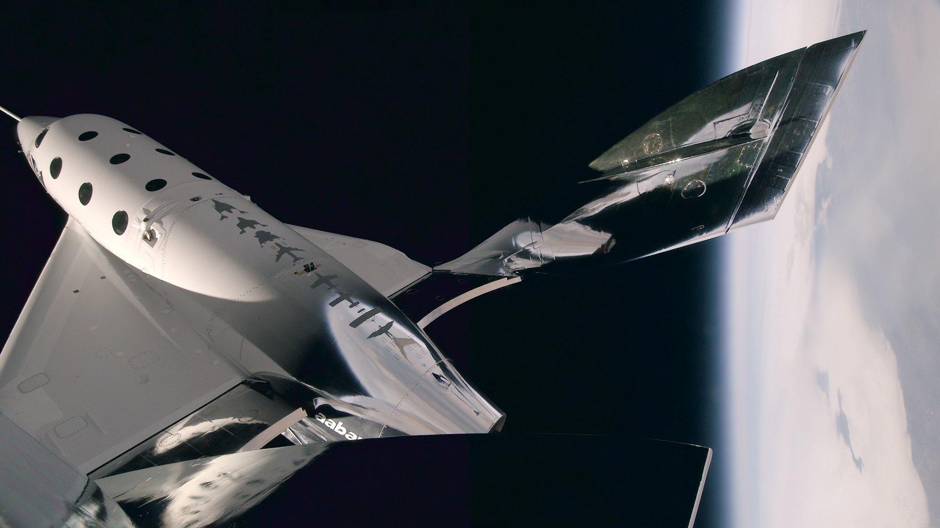 Космоплан VSS Unity совершил третий полет и поднялся на рекордную высоту в 52 км - ITC.ua