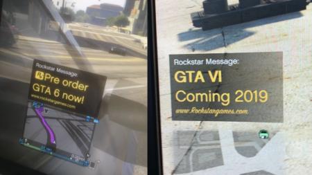 Игроки начали получать системные сообщения о выходе GTA VI в 2019 году, однако поддержка Rockstar опровергла данную информацию