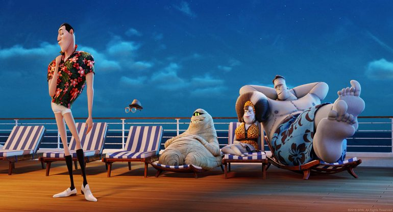 Hotel Transylvania 3: Summer Vacation / «Монстры на каникулах 3» - ITC.ua