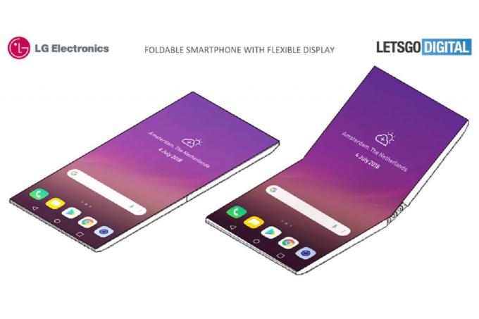 Чертежи из патента позволяют узнать, каким может быть гибкий смартфон LG