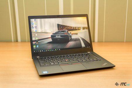 Обзор ноутбука Lenovo ThinkPad T480s