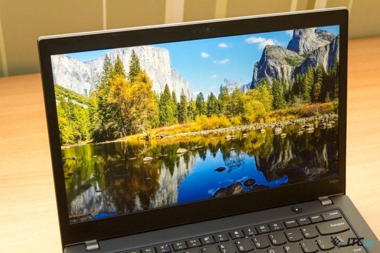 Обзор ноутбука Lenovo ThinkPad T480s - ITC.ua