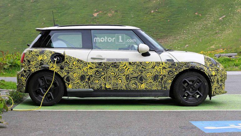 BMW и Great Wall создали совместное предприятие, которое будет производить в Китае электромобили обоих брендов (в том числе Mini Electric)
