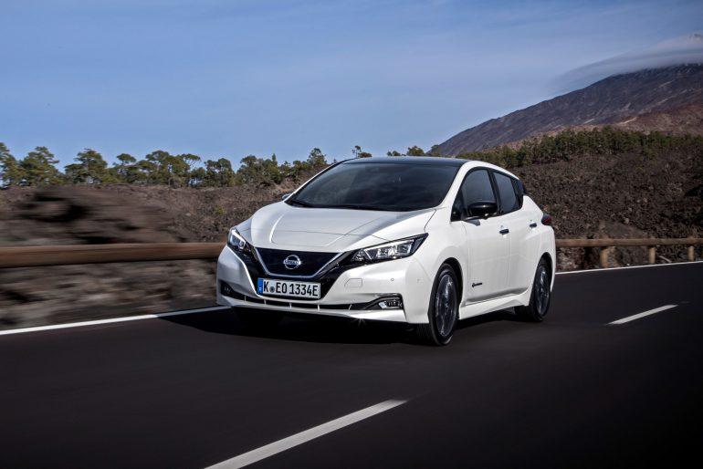 Nissan Leaf стал самым продаваемым электромобилем Европы с показателем 18 тыс. покупок и 37 тыс. предзаказов