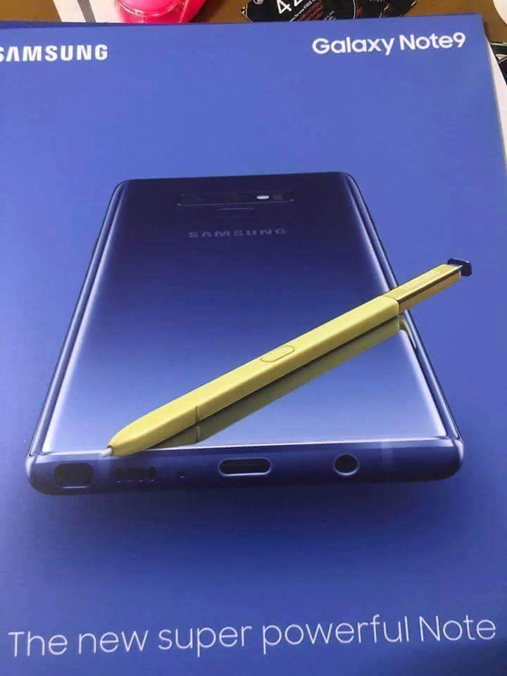 Samsung Galaxy Note9 будет представлен 9 августа, цена базовой версии составит €990 - ITC.ua