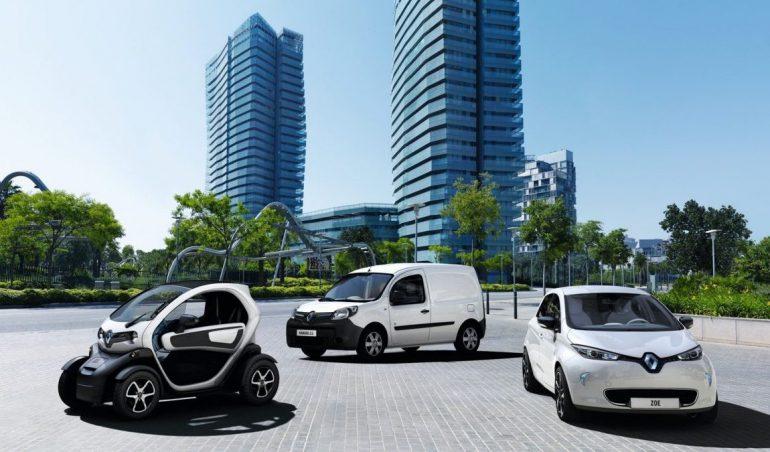 В сентябре 2018 года Renault запустит в Париже каршеринг на основе электромобилей Zoe, Twizy, Kangoo Z.E. и Master Z.E.