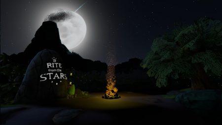 A Rite From The Stars: испытание не для слабонервных