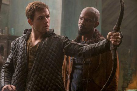 Второй трейлер фильма Robin Hood / «Робин Гуд» с Тэроном Эджертоном и Джейми Фоксом