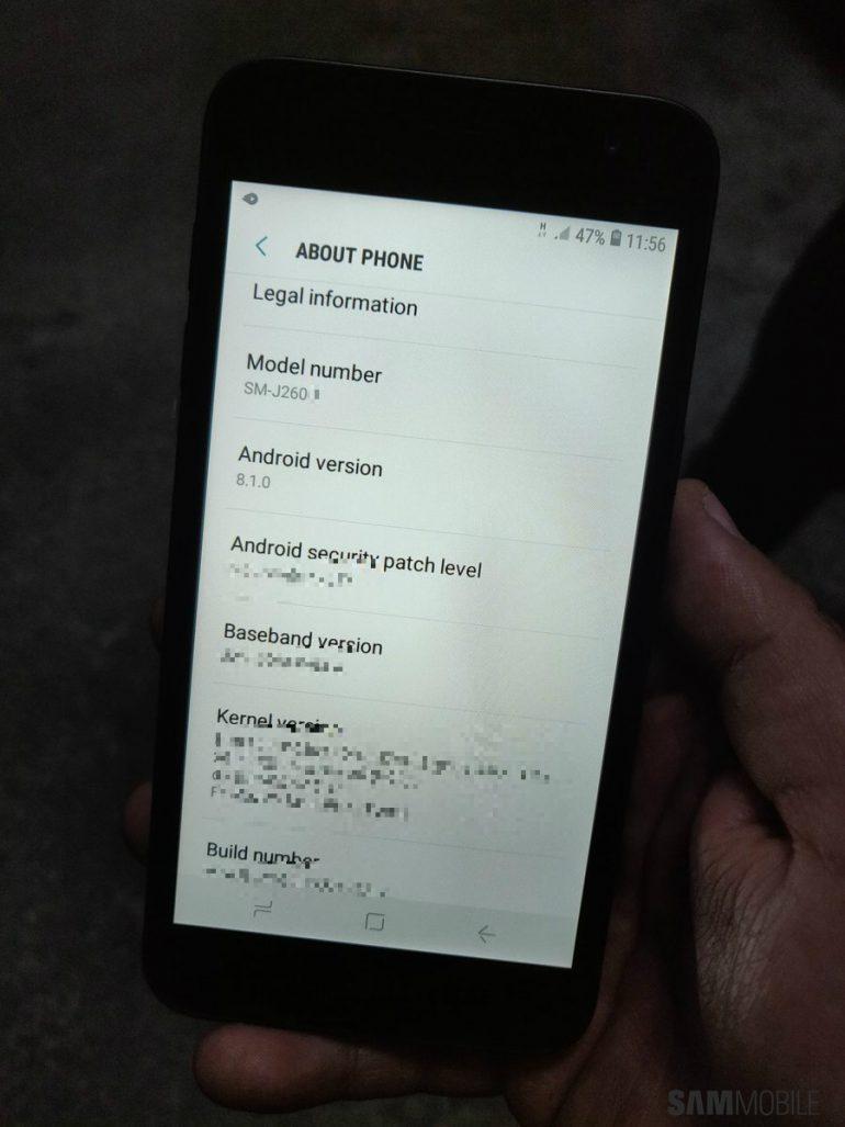 Бюджетный смартфон Samsung с Android Go получит не стоковый Android, а фирменную графическую оболочку Experience UX