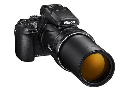 Камера Nikon Coolpix P100 получила объектив с поддержкой 125-кратного оптического увеличения
