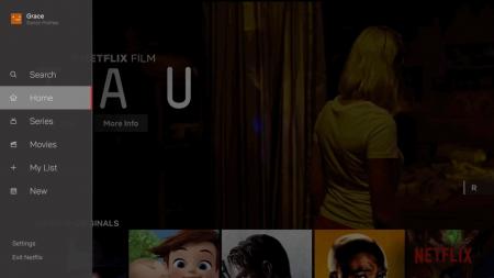 Netflix обновила интерфейс приложения для телевизоров. Теперь находить нужный контент станет еще проще