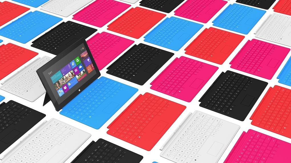 Специалисты поведали оновом планшете Surface наPentium отMicrosoft