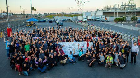 За прошлый квартал Tesla произвела более 53 тыс. автомобилей (↑55%). Model 3 было выпущено больше, чем Model S и X вместе взятых