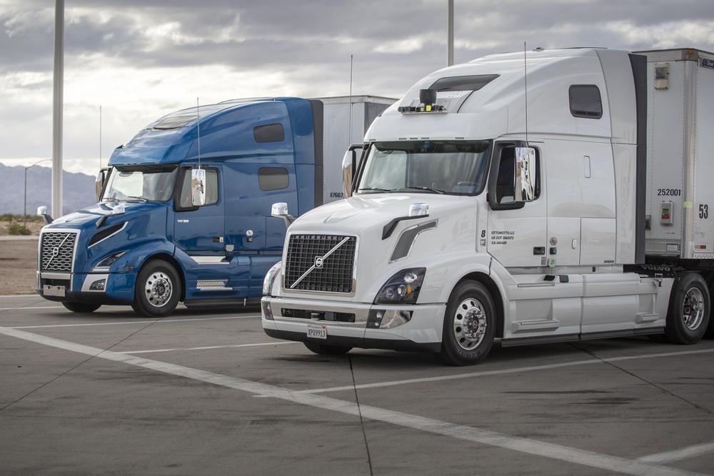 Uber отказался отразработки беспилотных фургонов