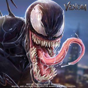 Вышел второй трейлер фильма Venom / «Веном» с Томом Харди в главной роли