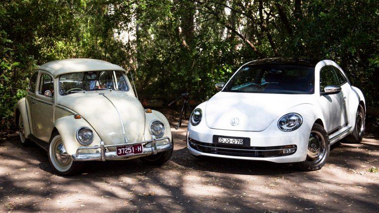 Электрический Volkswagen Beetle будет «эмоциональной» четырехдверной моделью на заднеприводной платформе MEB, но выйдет он уже после семейства I.D.