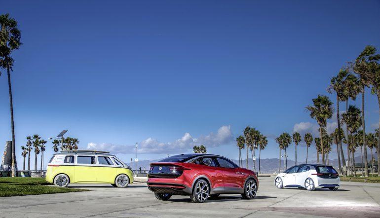 Электромобили Volkswagen I.D. CROZZ и I.D. BUZZ будут собирать в США, чтобы избежать дополнительного налогообложения - ITC.ua