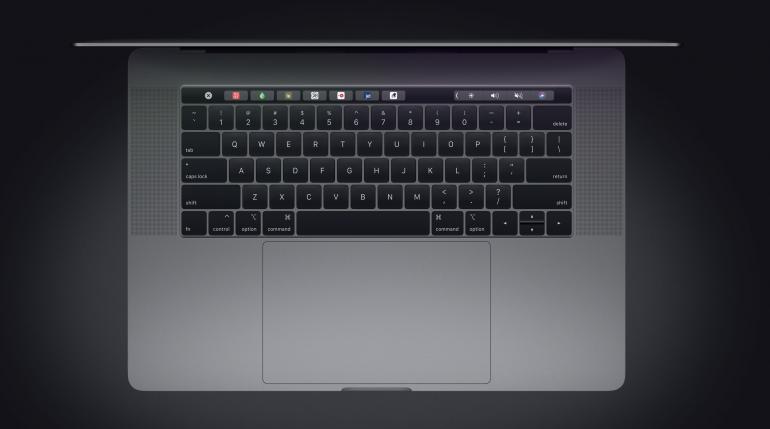 Цена топовой конфигурации MacBook Pro (Core i9/32ГБ/4ТБ) теперь состав