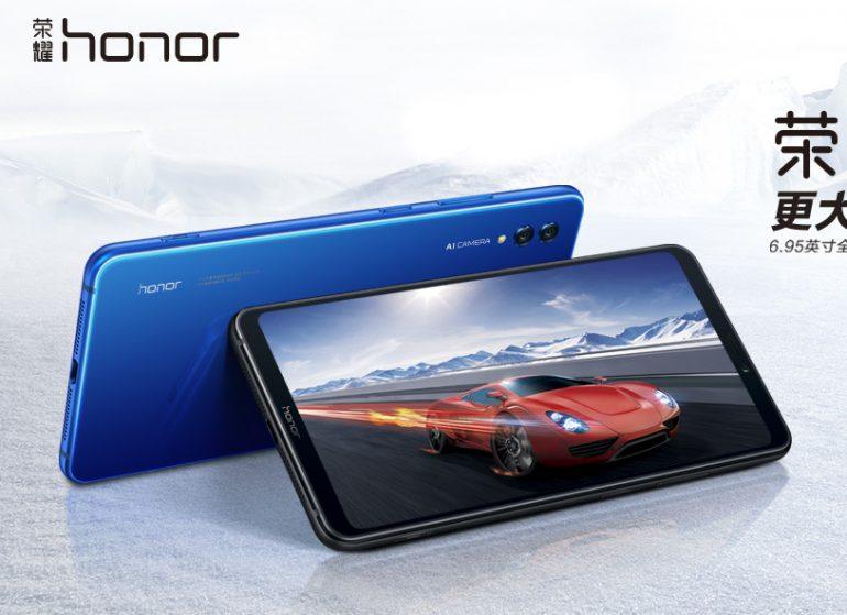 Смартфон Honor Note 10 представлен официально: 6,95-дюймовый AMOLED-дисплей, восьмиядерный Kirin 970, минимум 6/64 ГБ и батарея 5000 мАч за 0 - ITC.ua