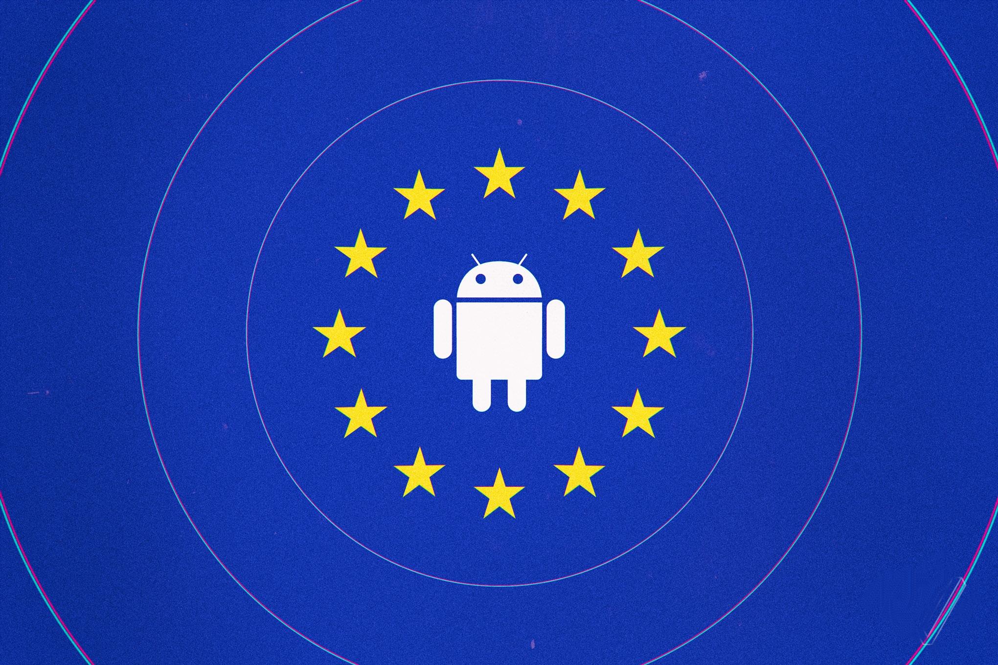 Google оштрафовали в Европе на €4,34 млрд за злоупотребление доминирующим положением Android