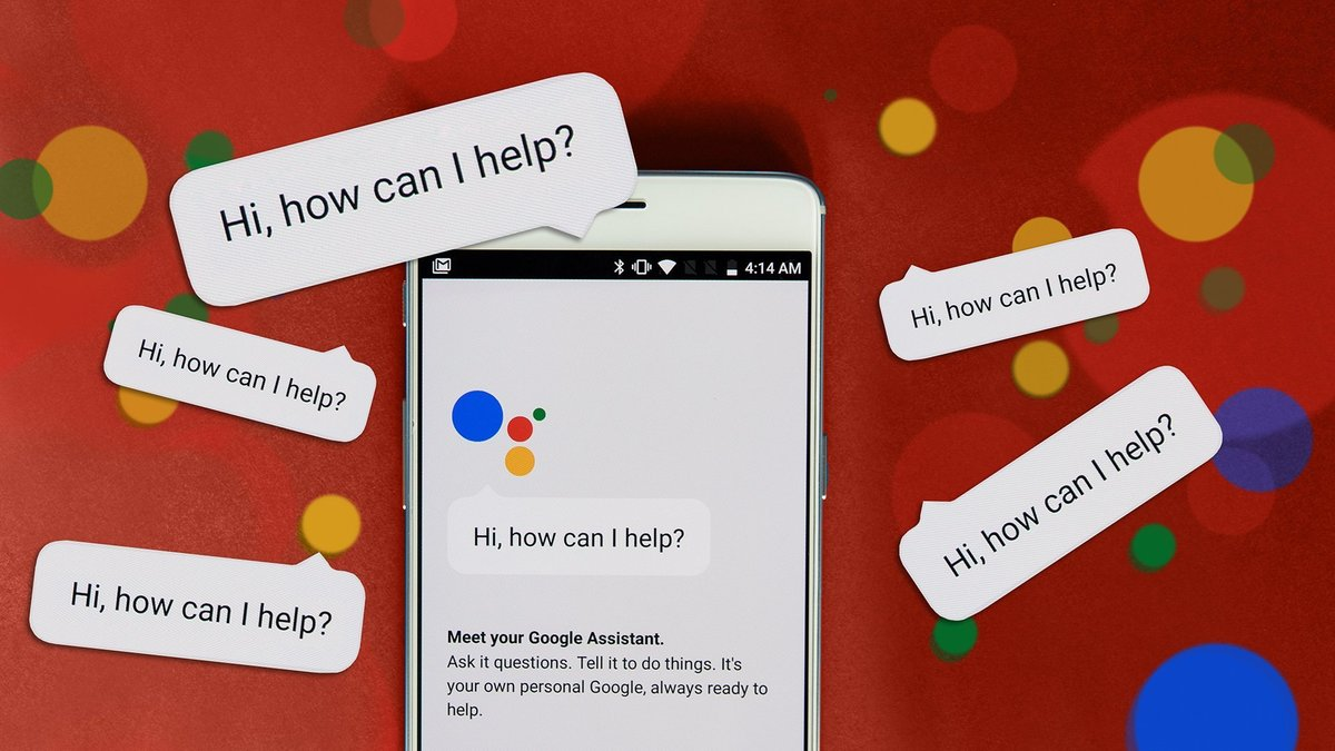 Google Assistant has support from the Russian language