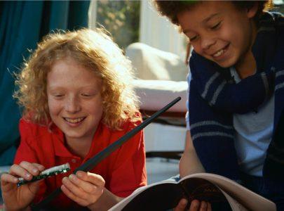Kano выпустит детский набор для программирования по мотивам Гарри Поттера (волшебная палочка прилагается)
